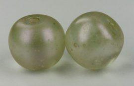 10 mm Enamel Handmade Glass - Sold per pack of 10 beads (1=10 beads)