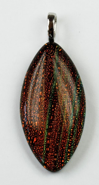 Dichroic Glass, Pendant