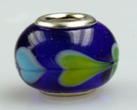 Pandora Style - Handmade Glass - Design vary
