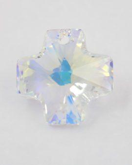 swarovski crystal cross crystal AB