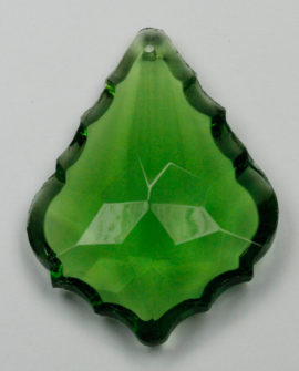 chandelier pendant green