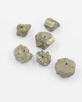 pyrite nugget unpolished