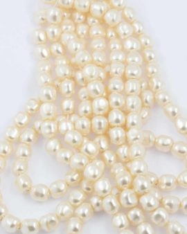 Swarovski Baroque Pearls 8mm, # 5840. Sold per pack of 10