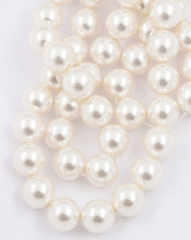 swarovski crystal pearls 14mm white