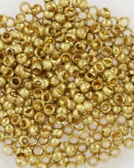 crimp beads brass