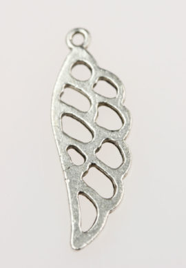 Wing charm - Sold per pack of 10 pieces