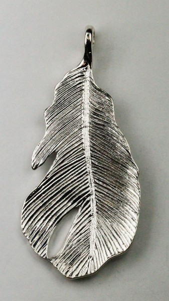 Feather Pendant -