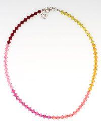 Swarovski-necklace-bicones