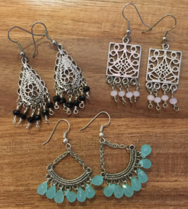 exotic earrings trend