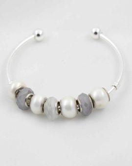 European beads grey