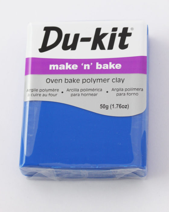 Du-Kit polymer clay 50g Blue