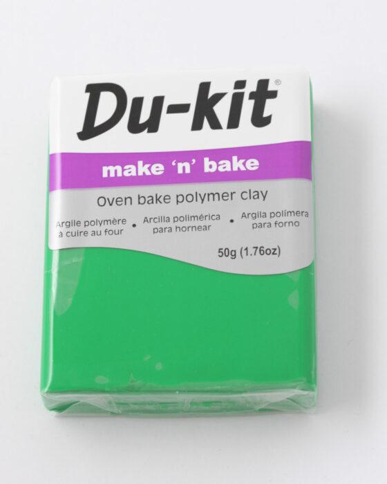Du-Kit polymer clay 50g Green