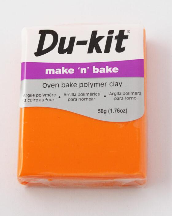Du-Kit polymer clay 50g Orange