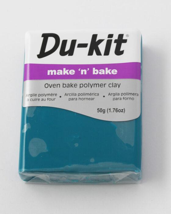 Du-Kit polymer clay 50g Teal