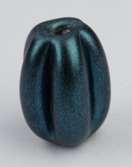 Enamel Handmade Glass - Sold per pack of 10 beads (1=10 beads)