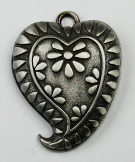 Cast Metal Pendants