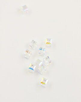 swarovski crystal cube 6mm cab
