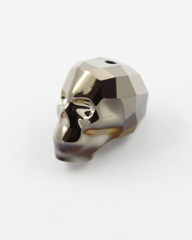 383c685eef33b Swarovski crystal skull beads, 13 mm. Sold individually
