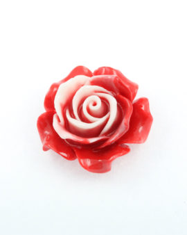 resin flower raspberry