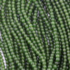 Green Jade beads 4mm