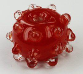 Raspberry beads