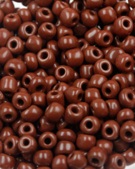 309-702 Opaque seed beads size 6 - Sold per pack, approx.23 gr