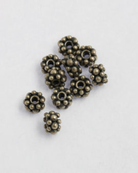 granulated spacer bead