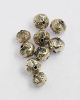 sterling rondelle bead