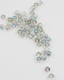swarovski crystal globe 6mm paradise shine