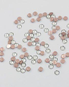 Swarovski hotfix silver foiled SS 12 crystal