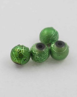 Coated glass 8mm green