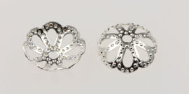 Bead Cap Filigree - Sold per pack of 20 ( 1=20 pieces )