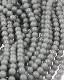 honey jasper beads grey