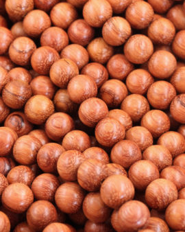 Bayong round beads 12mm
