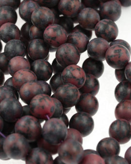 Buri seed purple