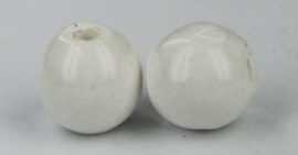 10 mm - Round beads - Sold per packs of 10 ( 1=10 pieces )