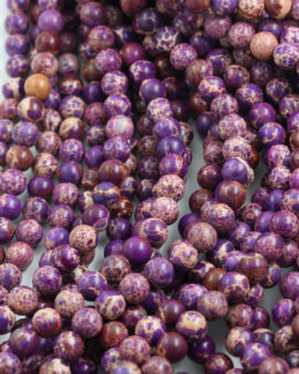 Imperial Jasper 8mm Purple