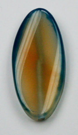 Dyed Agate bead