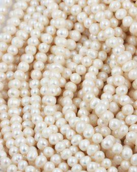 fresh water pearl white