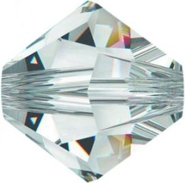 Beads, Swarovski crystal, bicone # 5328 - 10 mm - Sold per pack of 20
