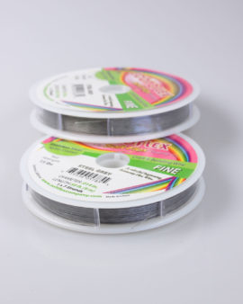 econoflex wire .014 inch steel grey fine