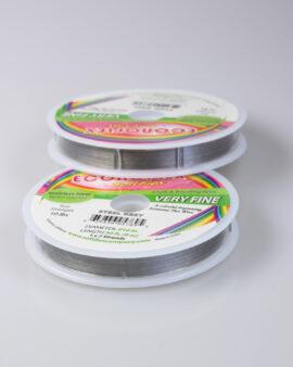 econoflex wire .010 inch steel grey very fine