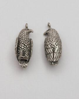 Falcon pendant