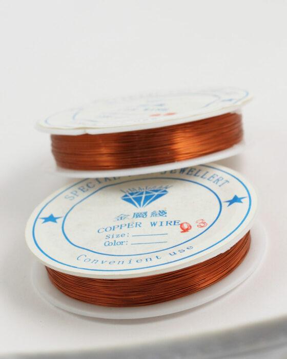 Plated Copper Wire 0.38 mm Copper