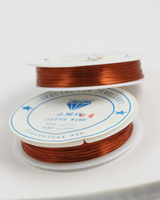 Plated Copper Wire 0.40 mm Copper