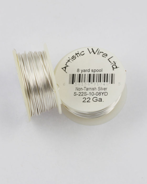 Artistic Wire 22 gauge silver