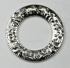 Ring shape - Sold by the pack , 10 pieces per pack