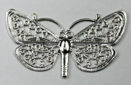 Moth Pendant - Sold by the pack , 10 pieces per pack