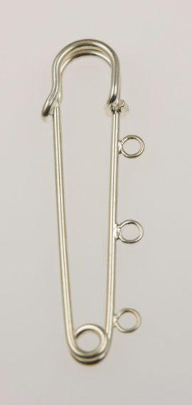 Kilt Pin - 3 rings