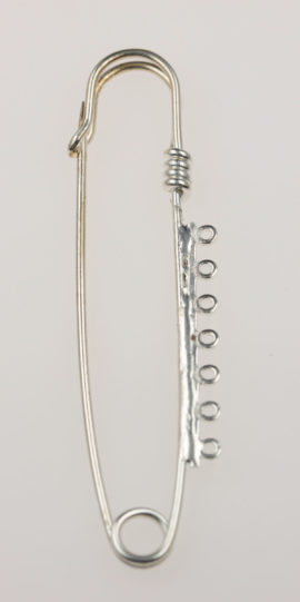 Kilt Pin -7 rings